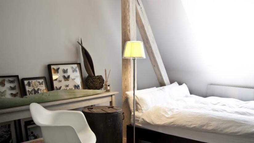 Arredare una casa piccola tante idee salvaspazio dalani - Come rendere bella una camera da letto ...