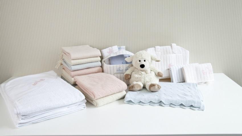 articoli bambino, copertine per neonati