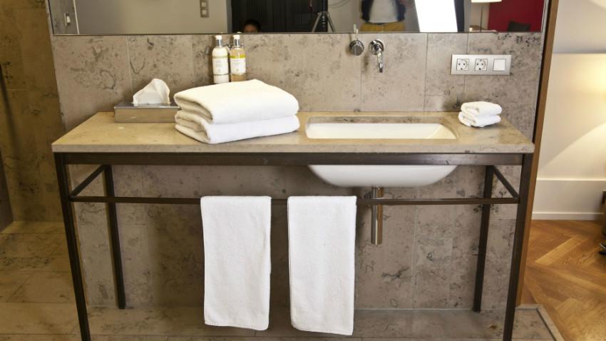 dalani | bagno minimal: eleganza essenziale - Mobili Bagno Con Lavabo Da Incasso