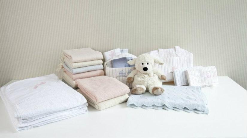 camerette per neonati asciugamani fasciatoio pecorella