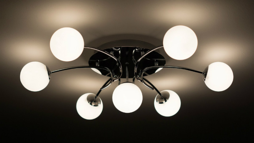lampadari da cucina a led dettagli minimal