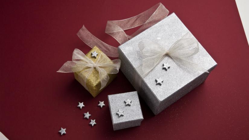 regali per i tetimoni di nozze, orecchini