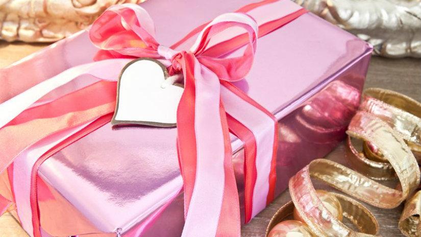 regali per la mamma pacchetto dono cuore