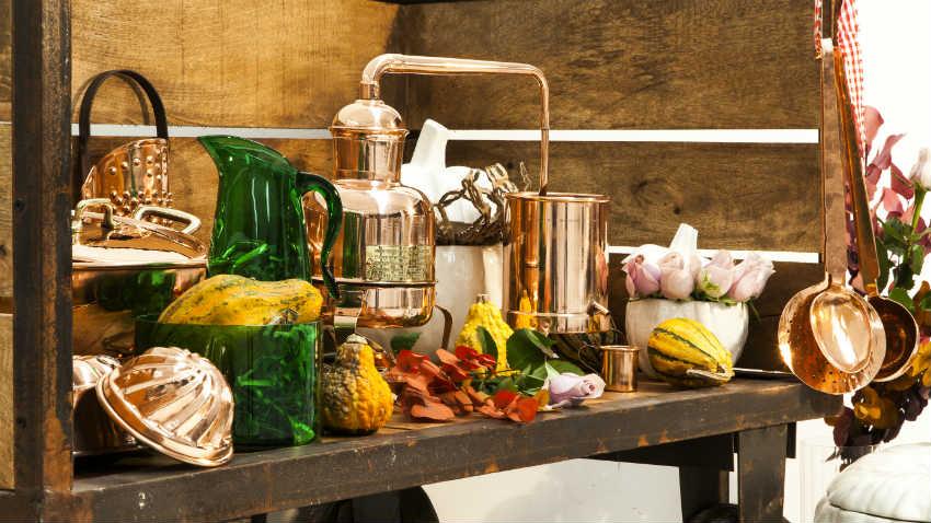 Sala da pranzo rustica stile contadino westwing dalani - Sala da pranzo rustica ...