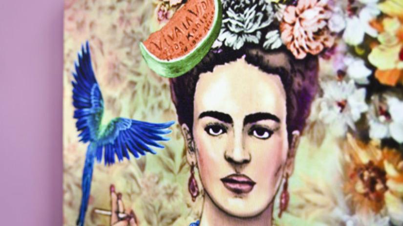 Stampe di quadri famosi: una casa a regola d\'arte - Dalani e ora ...