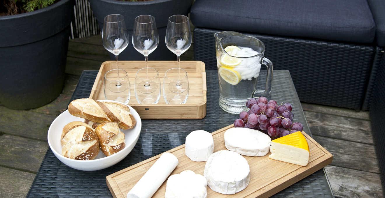 dalani | tavoli da giardino: pratici e eleganti - Tavolino Soggiorno Dalani 2