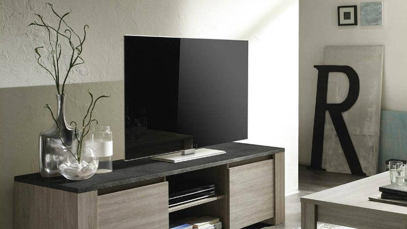 Tavolino porta tv accessori per un living d 39 effetto dalani e ora westwing - Accessori bagno plexiglass amazon ...