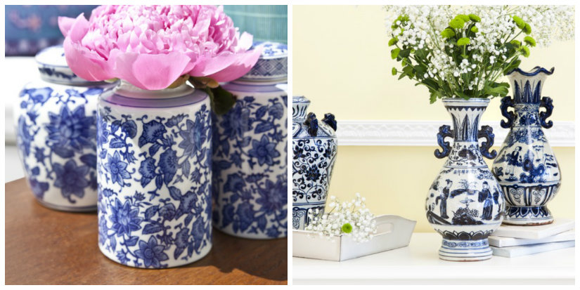 vasi antichi fiori
