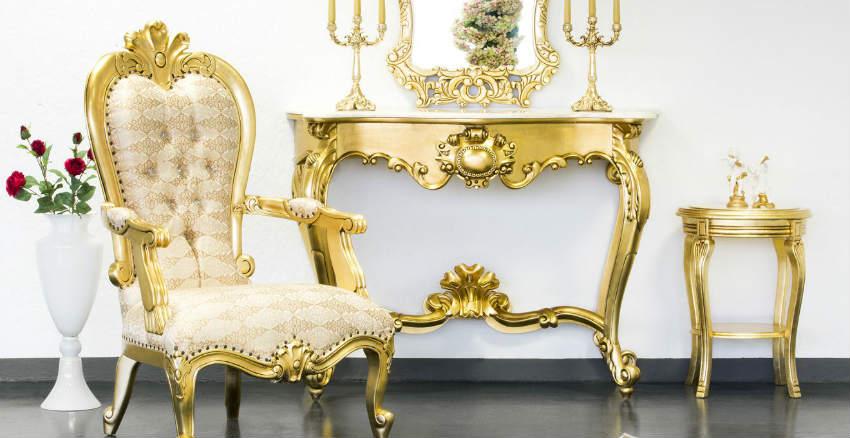 Armadio barocco eleganza in camera da letto dalani e - Dalani mobili camere da letto ...