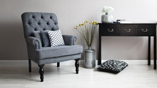 Poltrona stile inglese: soggiorno in stile cottage - Dalani e ora ...