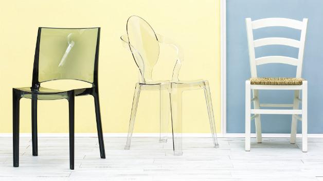 Sedie impagliate bellezza rustica della semplicit - Sedie e tavoli da cucina ...