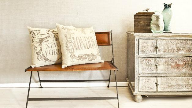Soggiorno rustico: arredamento in legno per la casa | WESTWING ...