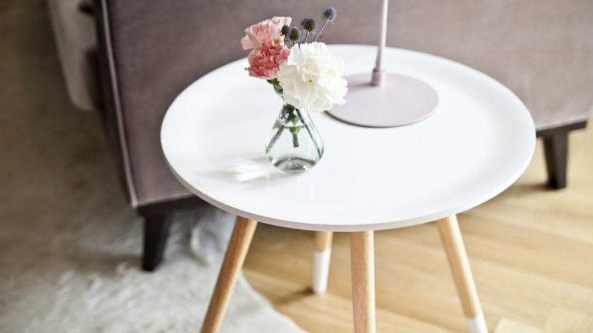 Tavolino rotondo da salotto: evergreen di stile - Dalani e ora Westwing