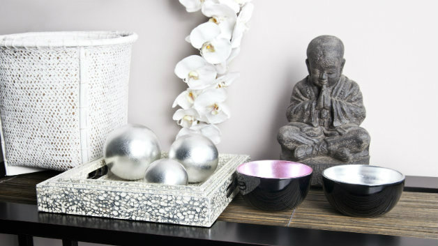 Soggiorno zen