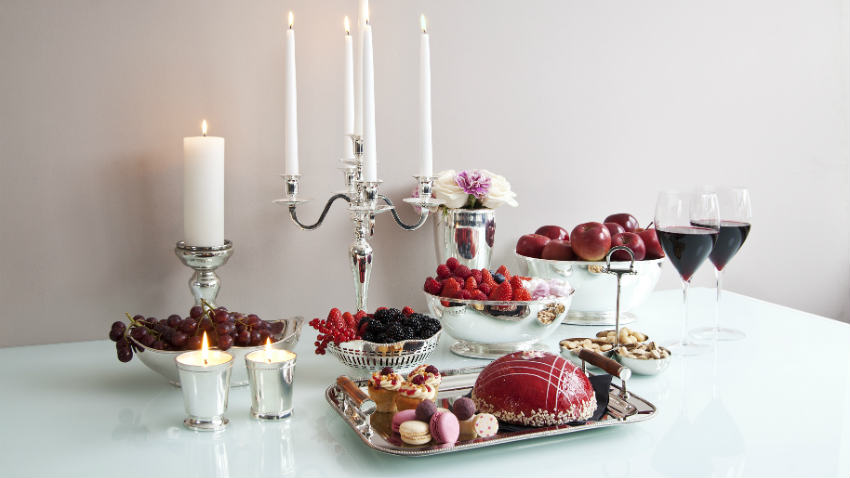 Sala da pranzo elegante stile all 39 ora di cena westwing for Sala da pranzo barocco piemontese