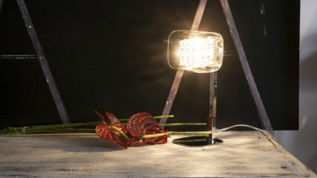 lampada minimal