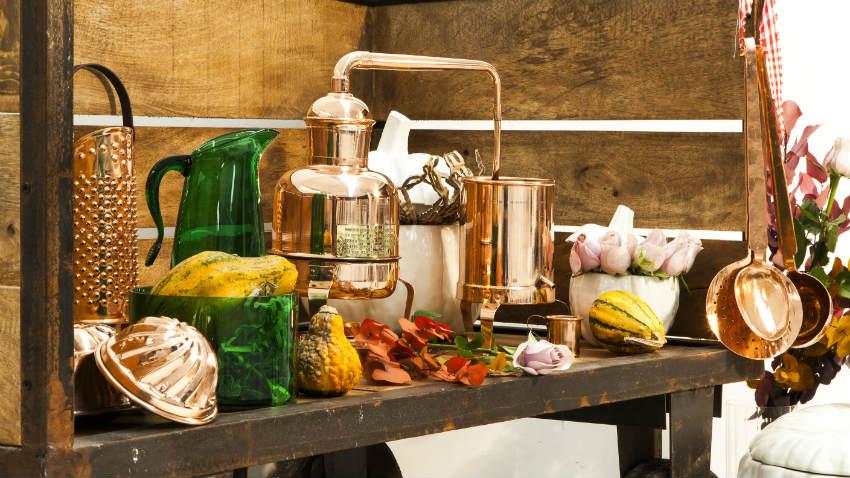 Arredamento rustico suggerimenti e consigli dalani e for Accessori cucina arredamento