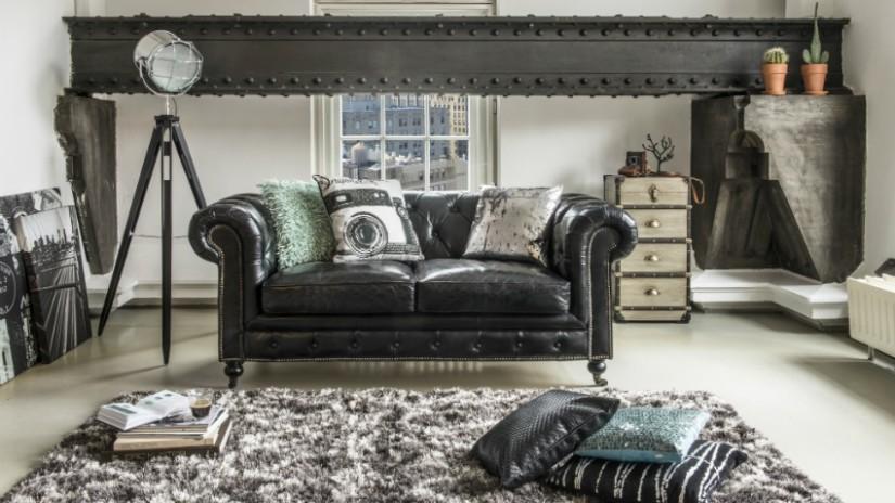 Arredamento stile industriale eleganza semplice dalani - Arredare casa stile elegante ...