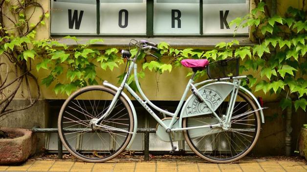 bici vintage da donna