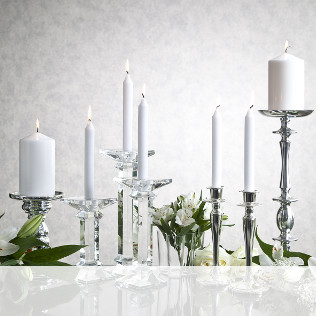 candelabri d'argento