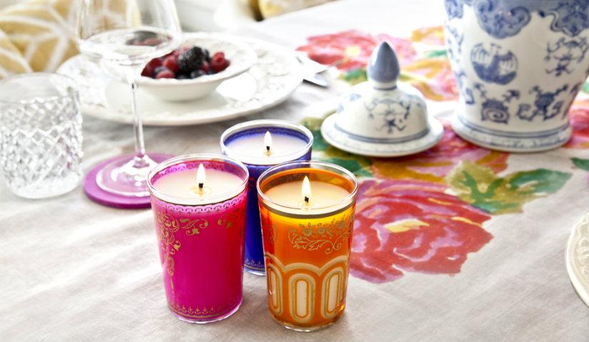 candele profumate atmosfera di relax e benessere dalani