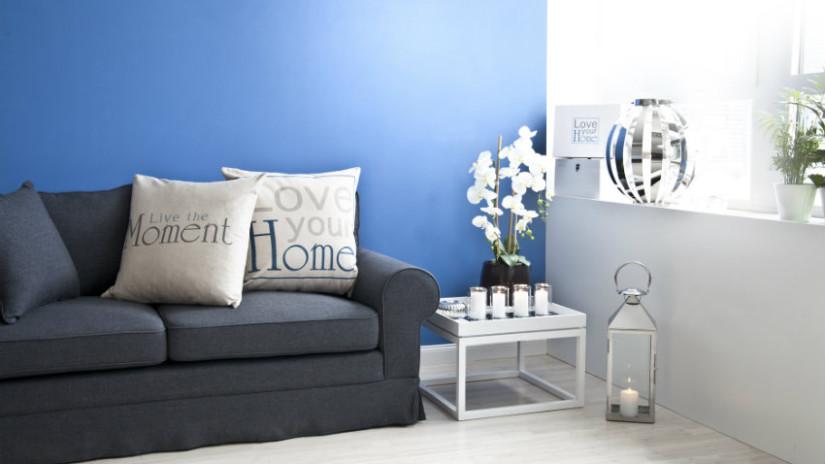 cuscini in lino per divano elegante