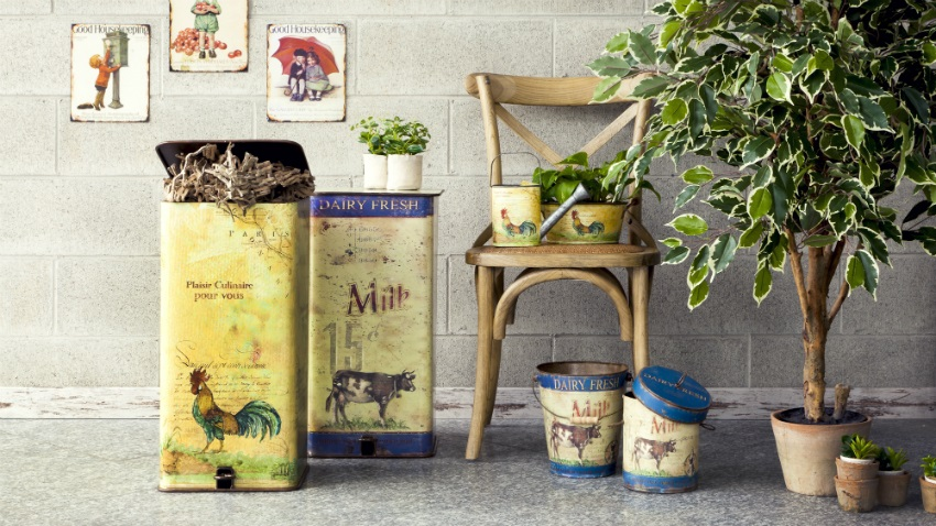 DALANI  Vasi da parete: giardino verticale in casa