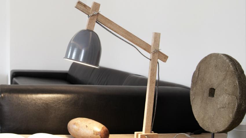 Arredamento minimal chic e design westwing dalani e ora westwing - Lampade da tavolo in legno ...
