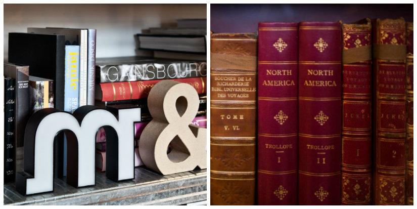 libreria antica libri fermalibri