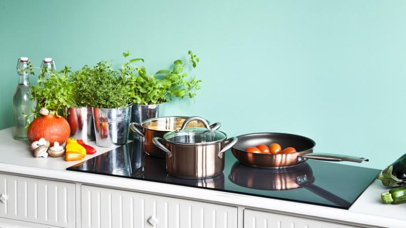 oliera in rame per cucina