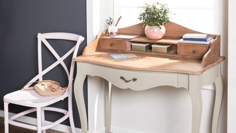 sedia thonet consolle in legno