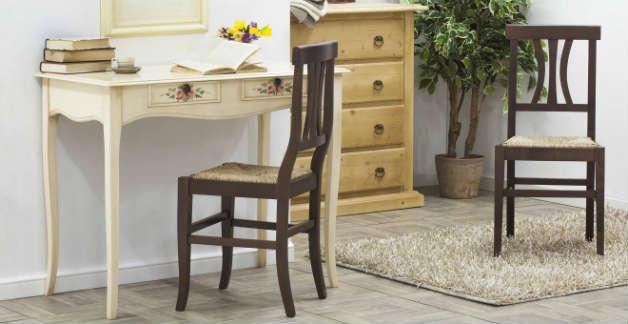WESTWING | Sedie in legno massello: raffinate ed eleganti