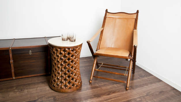 Dalani sedie set di sedie mika in multistrato naturale xx cm with