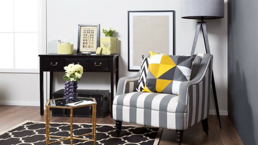 dalani | consigli e spunti per arredare un soggiorno grigio - Colori Soggiorno Grigio