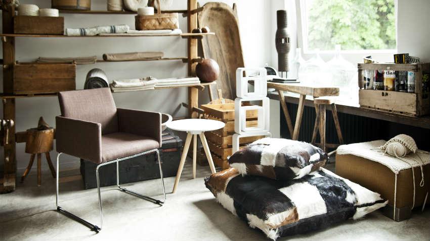 WESTWING | Mobili in pino: sinfonie in legno per la casa