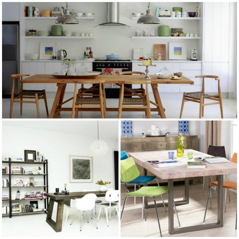 tavoli da pranzo di design tavolo design sedie libreria mensole