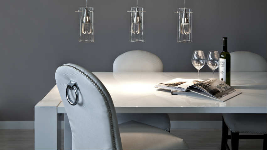 Tavoli allungabili di design sala da pranzo di stile for Tavoli cristallo design allungabili