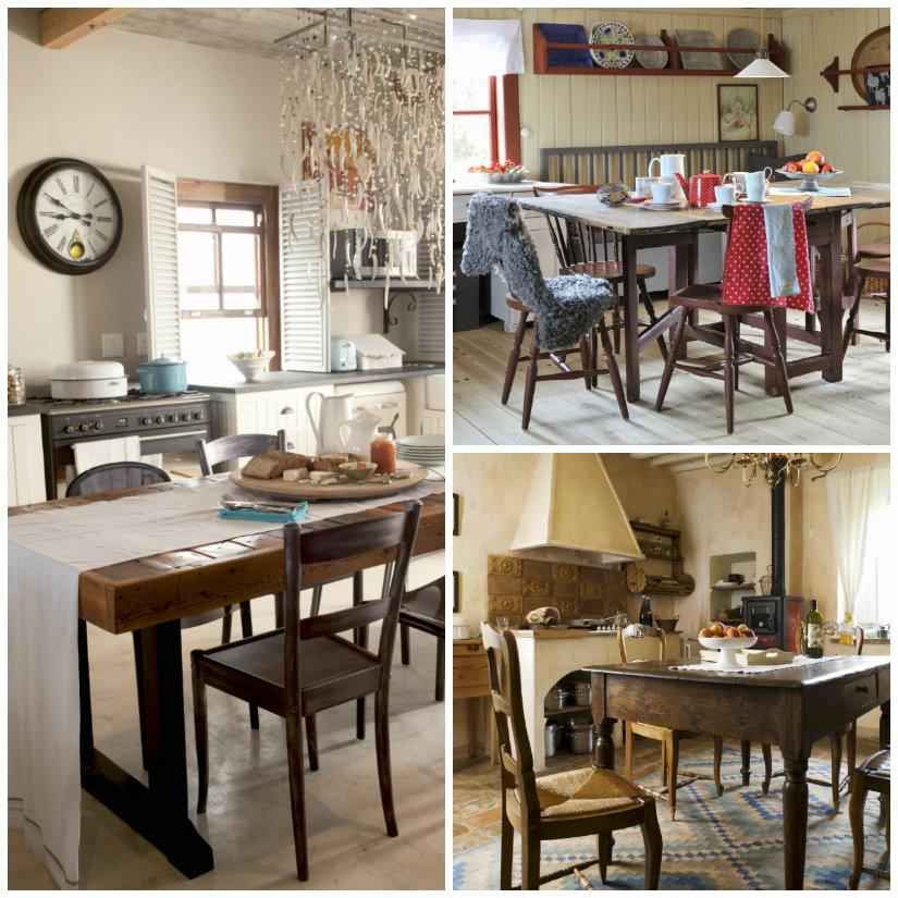 Tavoli in legno massello artigianali e di design dalani - Tavoli da cucina in legno massello ...