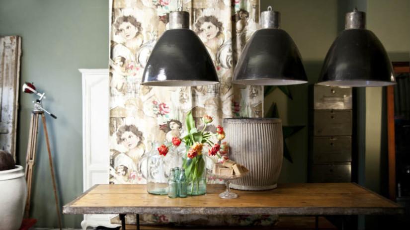 Carta da parati rustica: per pareti dal fascino cottage - Dalani e ...