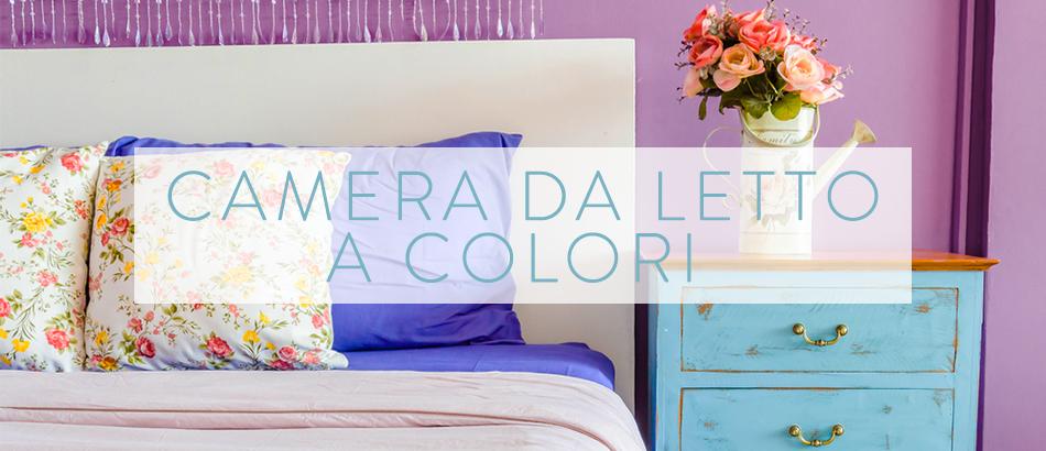 camera da letto a colori