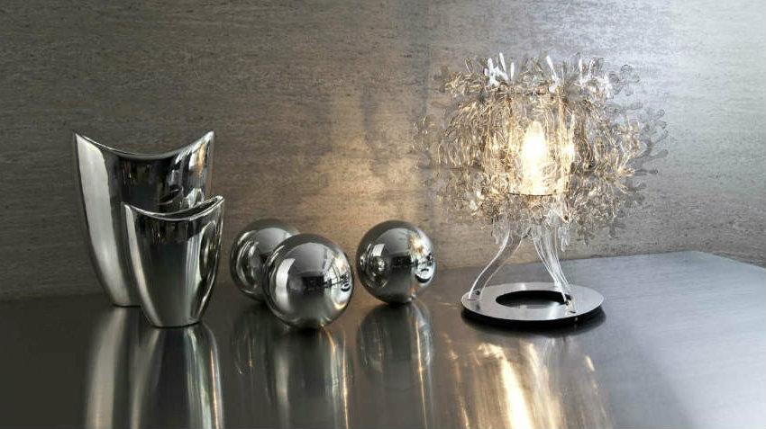 Lampade di design luminosi dettagli per la casa dalani for Lampade da tavolo design famose