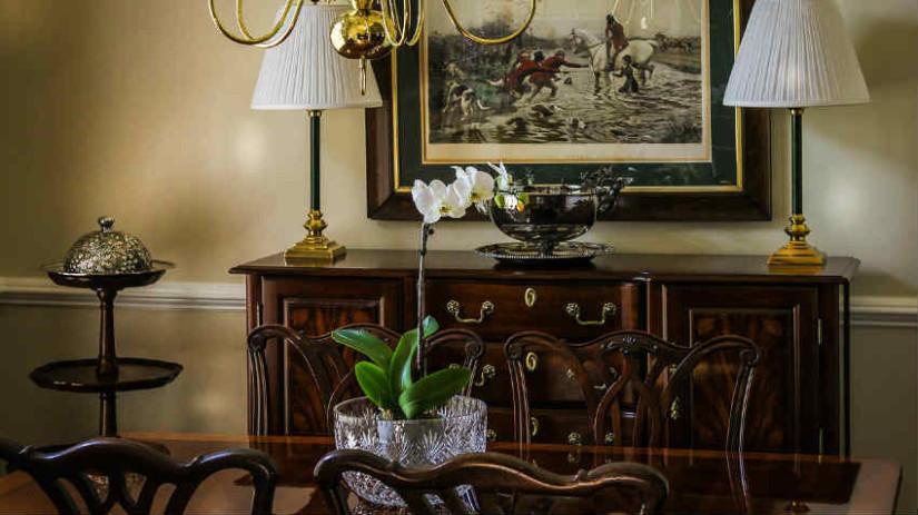 Sala da pranzo classica: tradizione senza tempo | WESTWING - Dalani ...