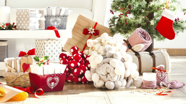 Soprammobili natalizi