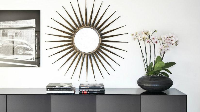 Specchi di design giochi di riflessi unici dalani e ora - Specchi da parete amazon ...