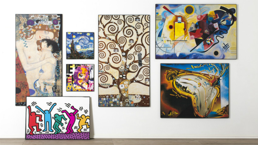 stampe di design artisti del novecento