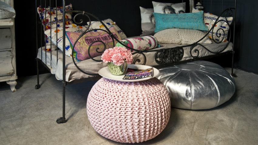 cuscini crochet
