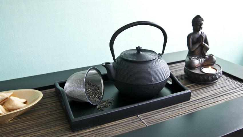 Tazza giapponese la cultura del t in casa propria for Stanza giapponese