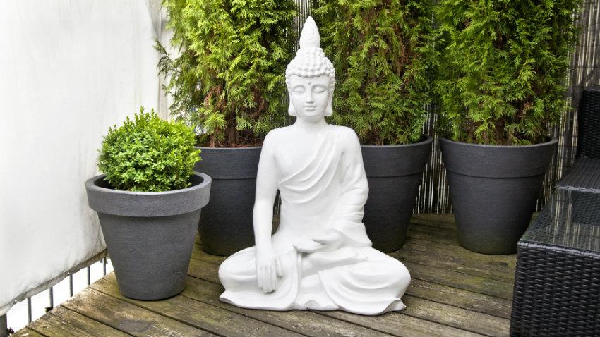Fontane Zen Da Giardino.Fontana Zen L Energia Positiva Dell Acqua In Giardino