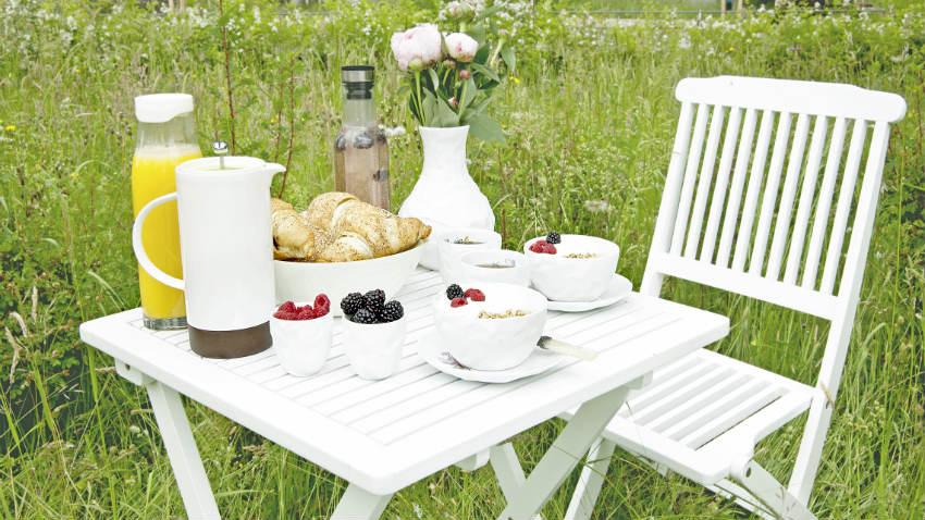Tavoli da giardino: pratici e eleganti - Dalani e ora Westwing
