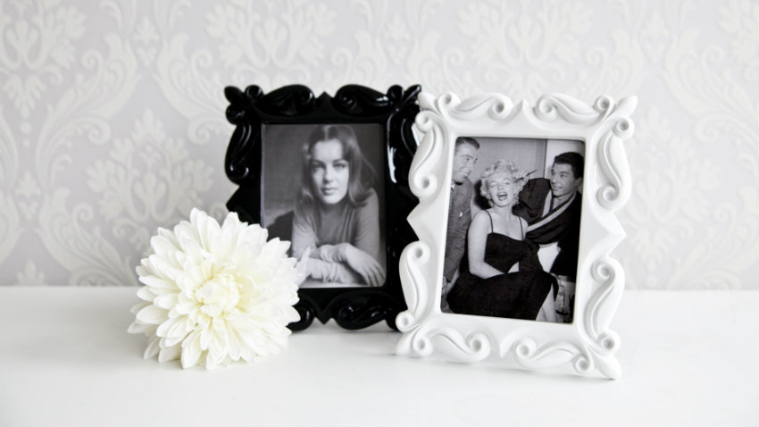 Portafoto multiplo da tavolo